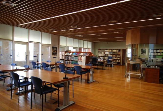 sala biblioteca col·legi de notaris de catalunya